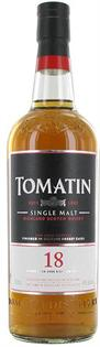 Tomatin Scotch Single Malt 18 Year 750ml